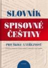 Kniha - Slovník spisovné češtiny - 3. vydání