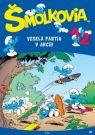 DVD Film - Šmolkovia 12 - Veselá partia v akcii!