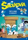DVD Film - Šmolkovia 15 - Poď s nami vyvádzať!