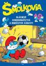 DVD Film - Šmolkovia 19 - Bláznivé dobrodružstvá a množstvo zábavy!