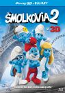 BLU-RAY Film - Šmolkovia 2 3D/2D