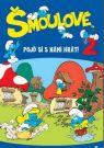 DVD Film - Šmolkovia 2 - pojď sa s nami hrať!