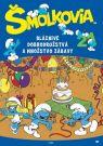 DVD Film - Šmolkovia 21 - Bláznivé dobrodružstvá a množstvo zábavy!