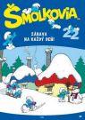 DVD Film - Šmolkovia 22 - Zábava na každý deň!