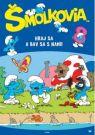 DVD Film - Šmolkovia 8 - Hraj sa a bav sa s nami!
