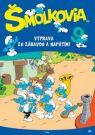 DVD Film - Šmolkovia 9 - Výprava za zábavou a napätím!