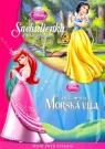 Kniha - Snehulienka a sedem trpaslíkov/Ariela-malá morská víla