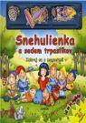 Kniha - Snehulienka a sedem trpaslíkov - Zahraj sa s magnetmi!