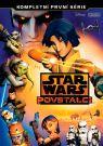 DVD Film - Star Wars: Povstalci 1. séria (3DVD)
