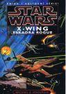 Kniha - Star Wars - X-Wing - Eskadra Rogue - kniha 1