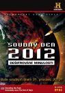 DVD Film - Súdny deň 2012: Dešifrovanie minulosti (papierový obal) FE