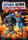 DVD Film - Superman/Batman: Verejní nepriatelia