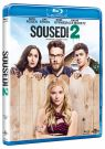 BLU-RAY Film - Susedia 2