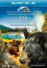 BLU-RAY Film - Svetové prírodné dedičstvo: USA - Yellowstonský národný park (3D)