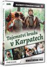 DVD Film - Tajemství hradu v Karpatech - remastrovaná verzia