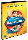 DVD Film - Tajomstvo Robinsonovcov SK - Disney Kouzelné filmy č.6