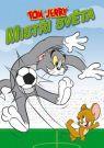 DVD Film - Tom a Jerry: Mistři světa