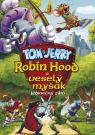 DVD Film - Tom a Jerry: Robin Hood a veselý myšiak