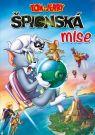 DVD Film - Tom a Jerry: Špiónska misia