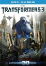 BLU-RAY Film - Transformers 3: Odvrácená strana Měsíce (3D + 2D Bluray)