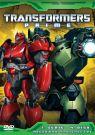 DVD Film - Transformers Prime 1. séria - 4. disk