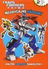 Kniha - Transformers Prime – Neobyčajné hádanky, Neobyčajné maľovanky