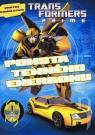 Kniha - Transformers Prime - Pomsta temného energonu
