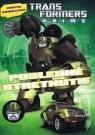Kniha - Transformers Prime - Posledné stretnutie