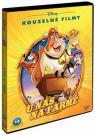 DVD Film - U nás na farmě - Disney Kouzelné filmy č.14