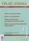 Kniha - Úplné znenia 42 2012