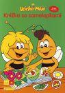 Kniha - Včielka Maja - Knižka so samolepkami