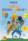 Kniha - Včielka Maja - Veľká kniha zábavy