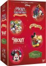 DVD Film - Vianočná Mickey kolekcia (4 DVD)