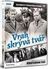 DVD Film - Vrah skrýva tvár - remastrovaná verzia