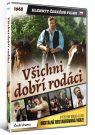 DVD Film - Všichni dobří rodáci - remastrovaná verzia