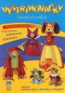 Kniha - Vystrihovačky - Snehulienka