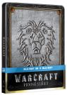 BLU-RAY Film - Warcraft: Prvý stret 2D/3D - Steelbook