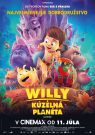 DVD Film - Willy a kúzelná planéta