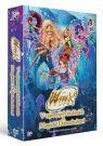 DVD Film - Winx Club kolekcia  (2DVD): Magické dobrodružství + V tajemných hlubinách