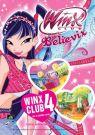 DVD Film - Winx Club séria 4 - (18 až 20 diel)