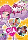 DVD Film - Winx Club séria 4 - (21 až 23 diel)