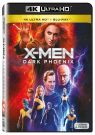 BLU-RAY Film - X-men: Dark Phoenix (UHD+BD)