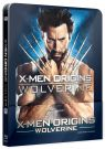 BLU-RAY Film - X-Men Origins: Wolverine - Steelbook