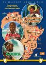 DVD Film - Z ARGENTINY DO MEXIKA + AFRIKA 1. a 2. díl (3 DVD)