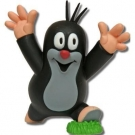 Hračka - Zberateľská postavička Krtko bežiaci (7 cm)