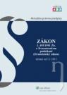 Kniha - Živnostenský zákon - Zákon č. 455 1991 Zb. o živnostenskom podnikaní účinný od 1.1.2012