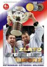 DVD Film - Zlato, striebro, bronz (4 DVD)