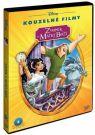 DVD Film - Zvonár u Matky Božej SK - Disney Kouzelné filmy č.5