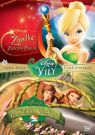 DVD Film - Zvonilka a ztracený poklad + Zvonilka a veľké hry (2DVD)